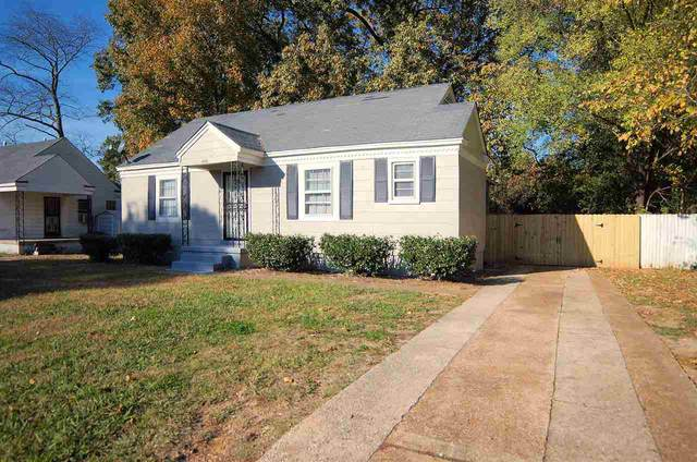 3650 Given Ave, Memphis, TN 38122 (#10084270) :: All Stars Realty
