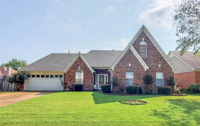 1520 Wolf Pack Dr, Collierville, TN 38017 (#10085062) :: J Hunter Realty