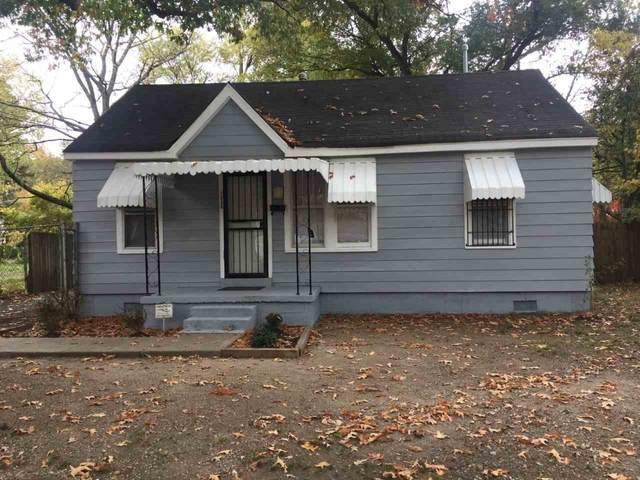 1696 Berkshire Ave, Memphis, TN 38108 (#10085345) :: Bryan Realty Group