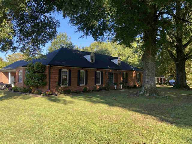 7 Twin Oak Pl, Jackson, TN 38305 (#10085682) :: The Wallace Group - RE/MAX On Point