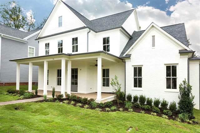 336 Washington St, Collierville, TN 38017 (#10085719) :: The Home Gurus, Keller Williams Realty