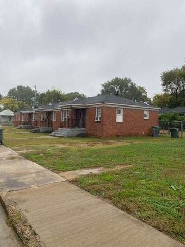 2629 Select Ave 2629,2625,2623,, Memphis, TN 38114 (#10086705) :: The Wallace Group - RE/MAX On Point