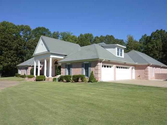 3570 Feathers Chapel Rd, Unincorporated, TN 38068 (#10086756) :: All Stars Realty