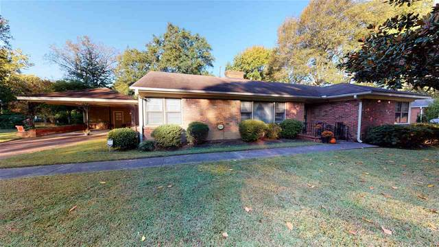 1155 E Crestwood Dr, Memphis, TN 38119 (#10086915) :: The Wallace Group - RE/MAX On Point
