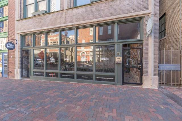 71 Union Ave #203, Memphis, TN 38103 (MLS #10088952) :: Gowen Property Group | Keller Williams Realty