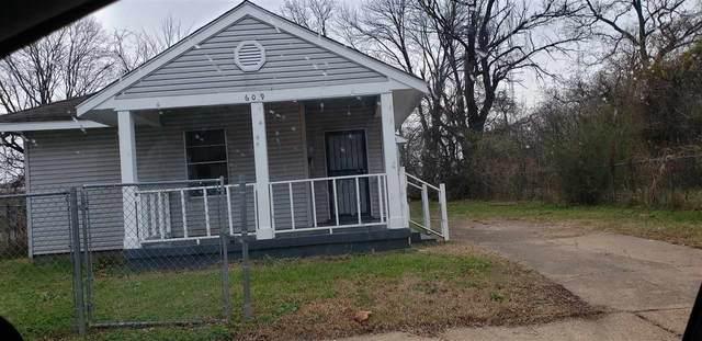609 Huron Ave, Memphis, TN 38107 (MLS #10090354) :: Gowen Property Group | Keller Williams Realty