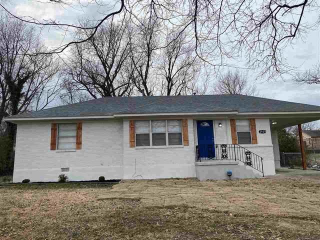 3929 Royal Oaks Dr, Memphis, TN 38116 (#10091900) :: Area C. Mays   KAIZEN Realty