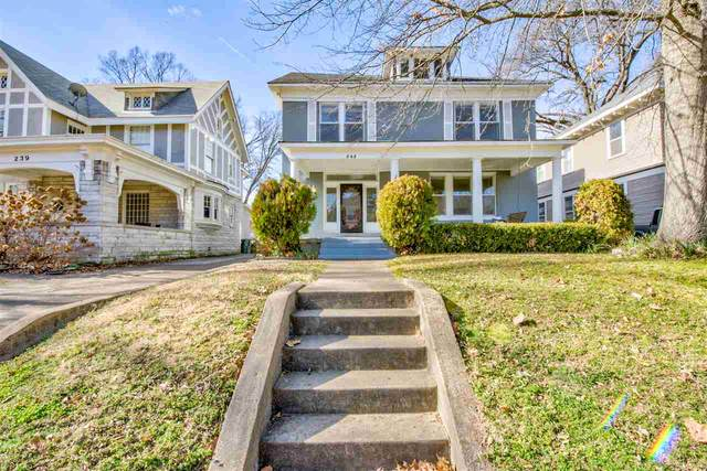 243 N Mcneil St, Memphis, TN 38112 (#10091991) :: The Wallace Group - RE/MAX On Point