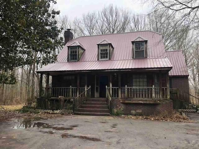 1980 Cuba-Millington Rd, Unincorporated, TN 38053 (#10093167) :: The Wallace Group at Keller Williams