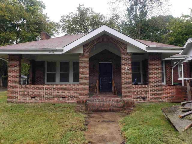 2090 E Mclemore Ave, Memphis, TN 38114 (#10094485) :: Area C. Mays | KAIZEN Realty