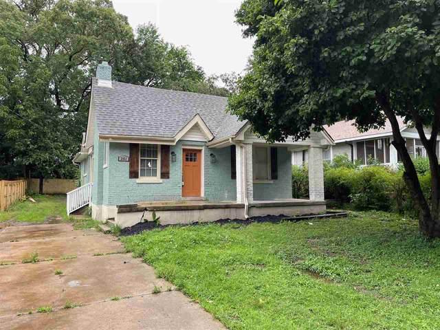 2551 Everett Ave, Memphis, TN 38112 (MLS #10094841) :: Gowen Property Group | Keller Williams Realty