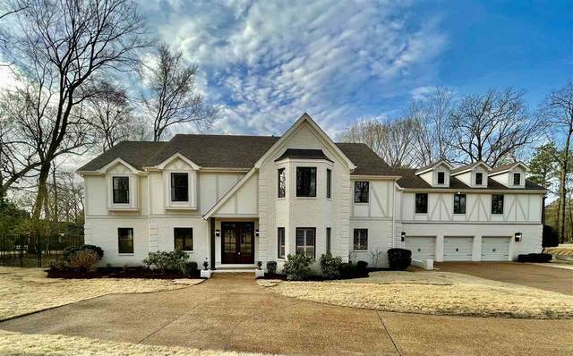 9125 Forest Downs Rd, Germantown, TN 38138 (#10094949) :: The Wallace Group - RE/MAX On Point