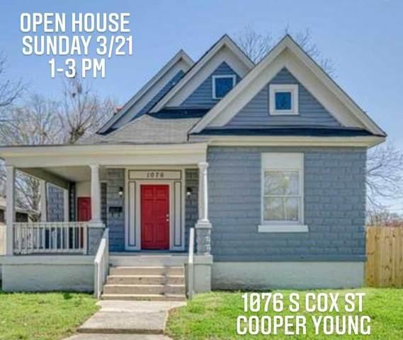 1076 S Cox St, Memphis, TN 38104 (#10095467) :: Faye Jones | eXp Realty
