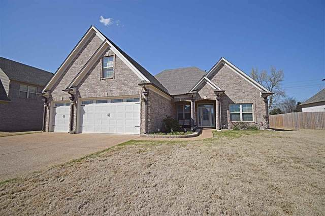 90 Pine Valley Dr, Oakland, TN 38060 (#10095810) :: Area C. Mays | KAIZEN Realty