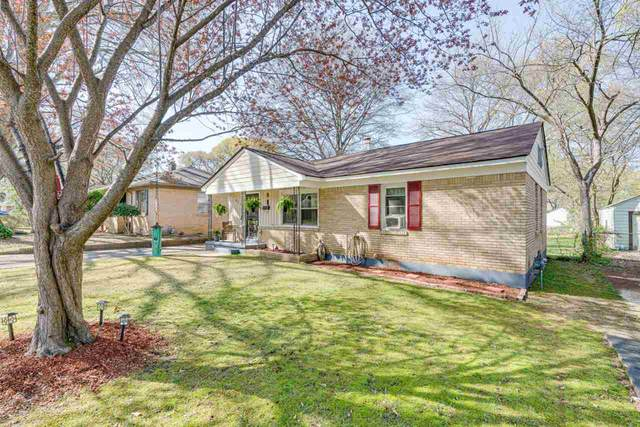 4710 Marcel Ave, Memphis, TN 38122 (#10095827) :: The Wallace Group - RE/MAX On Point