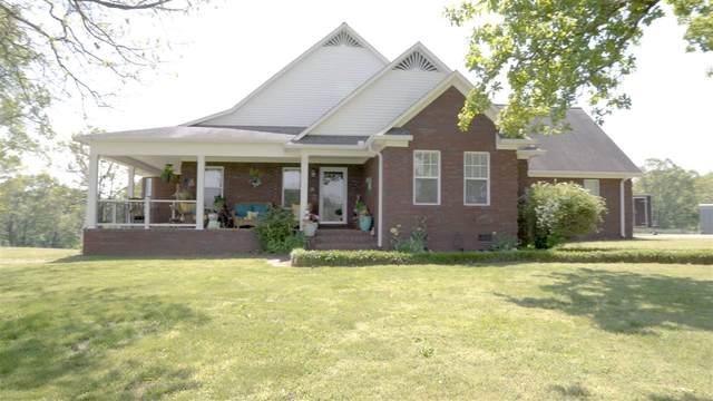 4685 69 Hwy, Savannah, TN 38372 (#10095958) :: The Home Gurus, Keller Williams Realty
