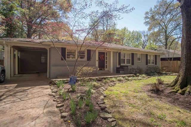 4609 Crossover Ln, Memphis, TN 38117 (#10095974) :: Area C. Mays | KAIZEN Realty