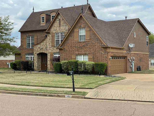 5102 Gold Stream Ln, Unincorporated, TN 38125 (#10097342) :: Bryan Realty Group