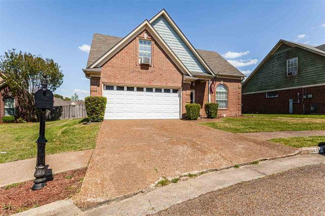 1516 N Goodlett Grove Cv, Unincorporated, TN 38018 (#10097677) :: Bryan Realty Group