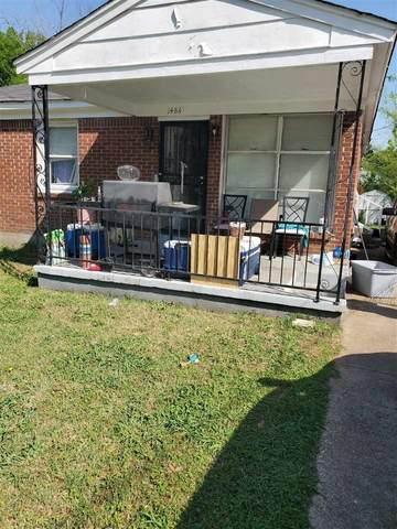 1484 Lockhaven Ave, Memphis, TN 38106 (#10098148) :: All Stars Realty