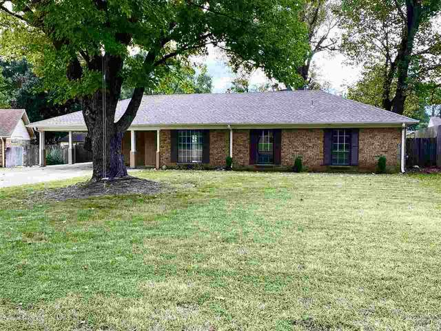 819 Canterbury Cv, Southaven, MS 38671 (MLS #10098568) :: Your New Home Key