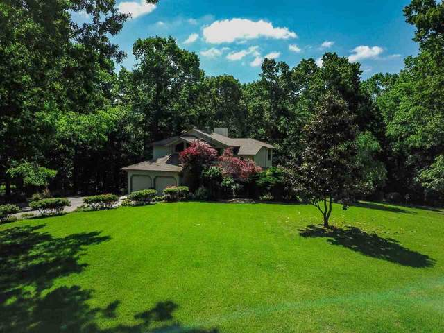 120 Island View Dr, Counce, TN 38326 (#10098796) :: All Stars Realty
