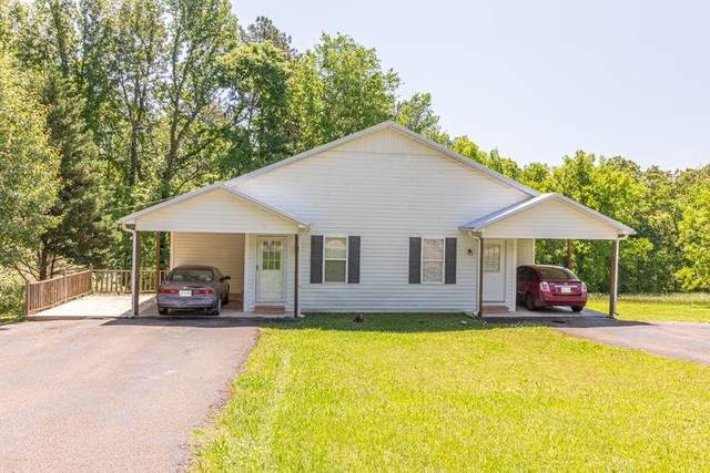 2319 Dillon Rd, Michie, TN 38357 (#10099337) :: The Melissa Thompson Team