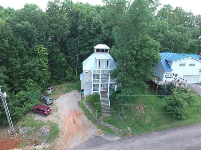 40 Cloud Burst Ln, Counce, TN 38326 (#10100161) :: The Home Gurus, Keller Williams Realty
