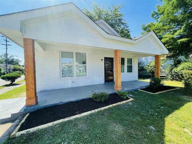 707 N Hollywood St, Memphis, TN 38112 (MLS #10100191) :: Gowen Property Group | Keller Williams Realty