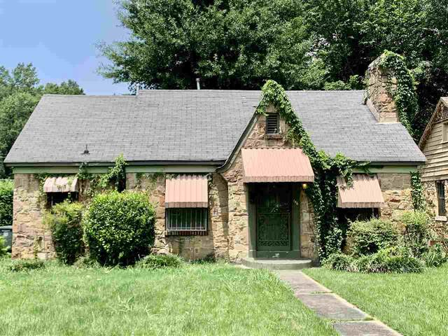 146 E Davant Ave, Memphis, TN 38109 (#10100603) :: The Wallace Group - RE/MAX On Point