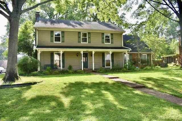 2887 Mikeyair Dr, Germantown, TN 38138 (#10100747) :: All Stars Realty