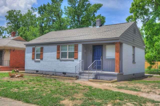 1491 Harlem St, Memphis, TN 38114 (#10100839) :: J Hunter Realty