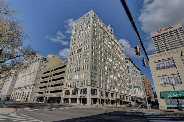 66 Monroe Ave #1203, Memphis, TN 38103 (#10101045) :: RE/MAX Real Estate Experts