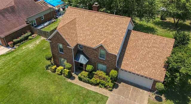 3933 Fern Valley Dr, Memphis, TN 38125 (#10102062) :: The Wallace Group at Keller Williams