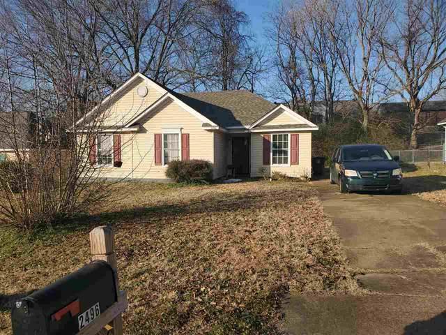 2496 Durham Ave, Memphis, TN 38127 (MLS #10102125) :: Gowen Property Group | Keller Williams Realty