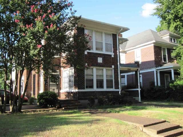 1242 Carr Ave, Memphis, TN 38104 (MLS #10102215) :: Gowen Property Group   Keller Williams Realty
