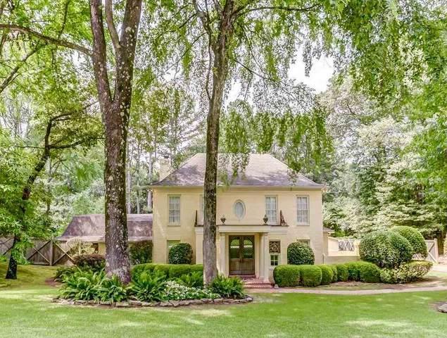 6178 Shady Grove Ln, Memphis, TN 38120 (#10102279) :: J Hunter Realty