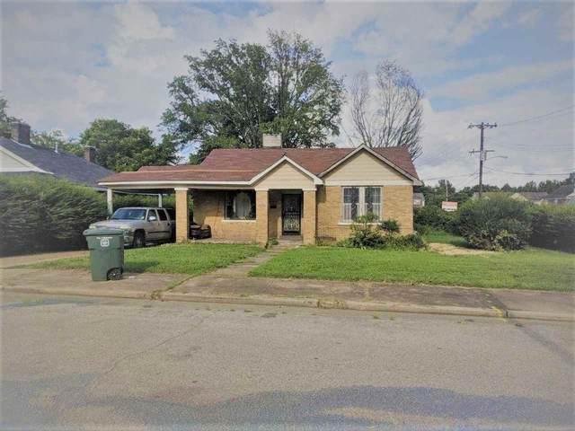 1520 S Willett St, Memphis, TN 38106 (#10102328) :: The Home Gurus, Keller Williams Realty