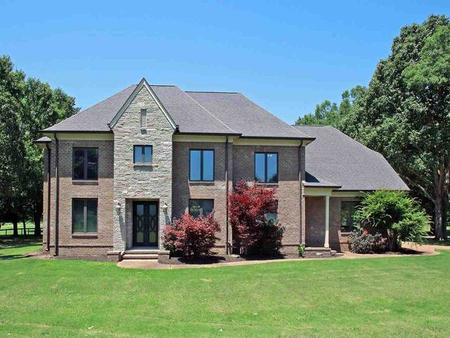 601 S Collierville-Arlington Rd, Unincorporated, TN 38017 (#10103145) :: All Stars Realty