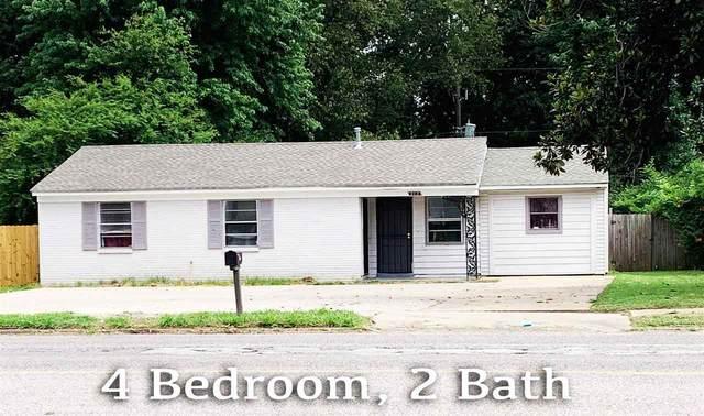 4288 Knight Arnold Rd, Memphis, TN 38118 (MLS #10103399) :: Gowen Property Group | Keller Williams Realty