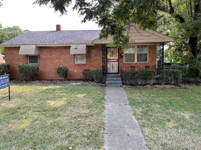 2314 Pendleton St, Memphis, TN 38114 (#10103837) :: RE/MAX Real Estate Experts