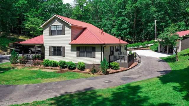 215 Cr 308 Ext Rd Jp Coleman Park, Iuka, MS 38852 (MLS #10103972) :: Gowen Property Group   Keller Williams Realty