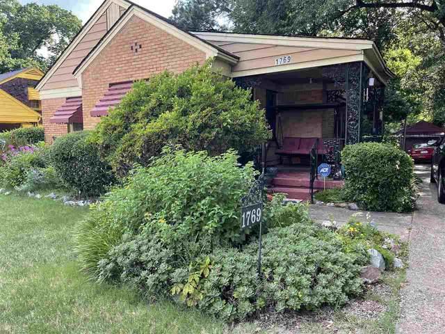 1769 S Lauderdale St, Memphis, TN 38106 (MLS #10104200) :: Your New Home Key