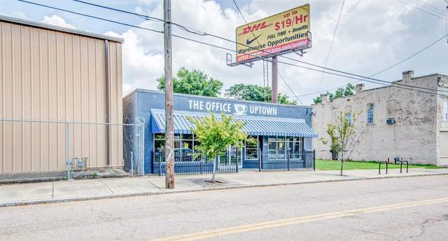 594 N Second St, Memphis, TN 38105 (#10104935) :: RE/MAX Real Estate Experts