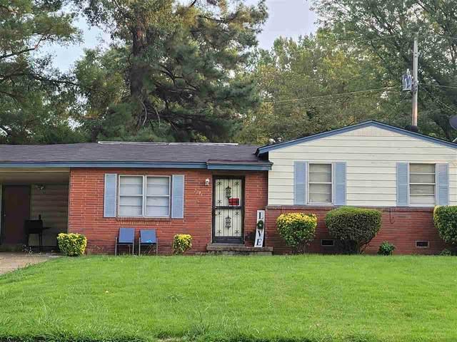 1473 Winfield Ave, Memphis, TN 38116 (#10105021) :: The Home Gurus, Keller Williams Realty