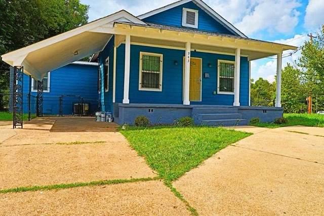 943 Annie Pl, Memphis, TN 38107 (MLS #10105160) :: Your New Home Key