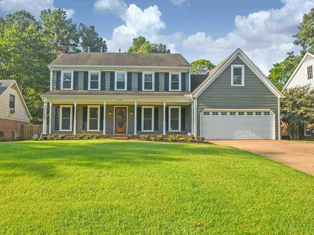 8221 E Pine Crk E, Germantown, TN 38138 (#10105391) :: The Wallace Group - RE/MAX On Point