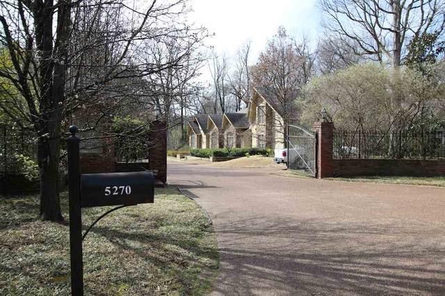 5270 Walnut Grove Rd, Memphis, TN 38120 (MLS #10105502) :: The Justin Lance Team of Keller Williams Realty