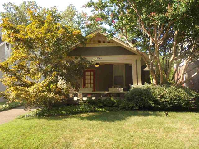 1640 Linden Ave, Memphis, TN 38104 (#10106278) :: RE/MAX Real Estate Experts