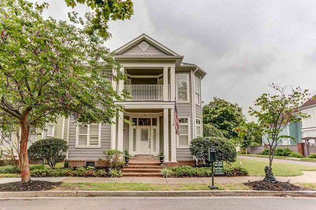 137 Harbor Point Ln, Memphis, TN 38103 (#10106589) :: Faye Jones | eXp Realty